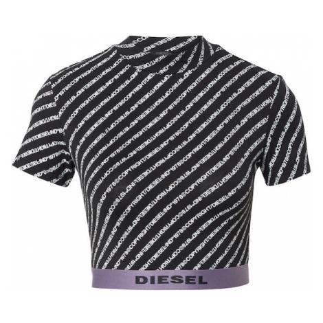 DIESEL Koszulka czarny