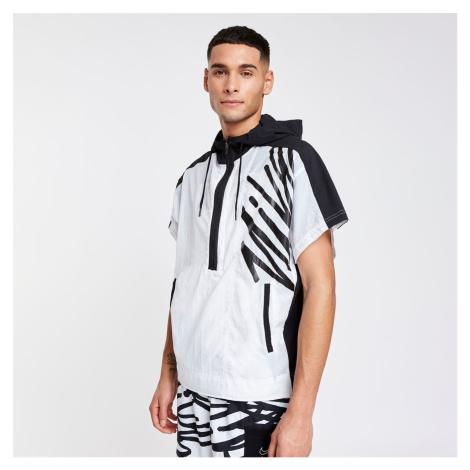 Nike Short Sleeve Half Zip Training Hoodie Mens