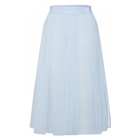 ADIDAS ORIGINALS Spódnica jasnoniebieski