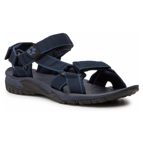 Sandały JACK WOLFSKIN - Lakewood Ride Sandal M 4019021 Night Blue