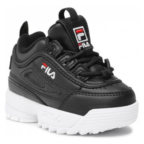 Fila Sneakersy Disruptor Infants 1010826.25Y Czarny