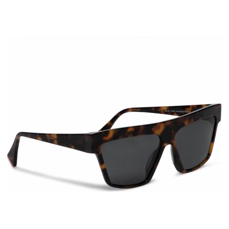 Okulary przeciwsłoneczne MARELLA - Miami 38010302200 Brown/Black