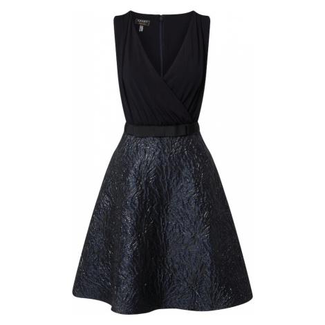 APART Sukienka koktajlowa ciemny niebieski