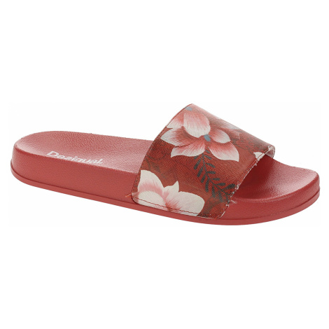 buty Desigual 19SUBP01/Hindi Dancer - 7058/Poppy Coral