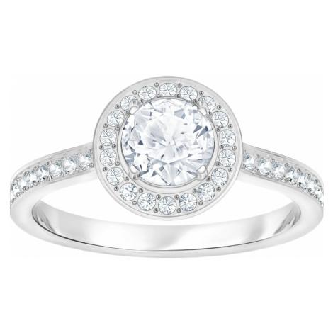 Białe damskie pierścionki
