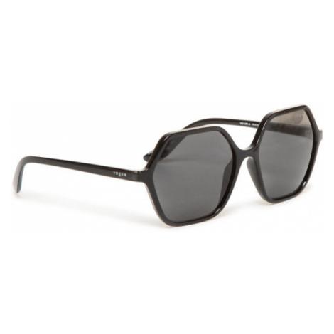 Vogue Okulary przeciwsłoneczne Just In 0VO5361S W44/87 Czarny