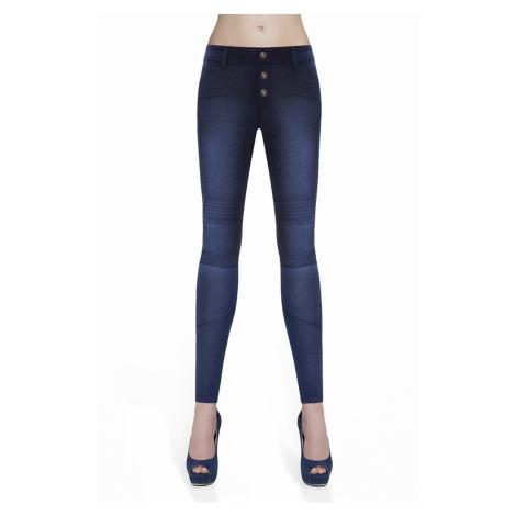 Damskie legginsy Avril Bas Bleu