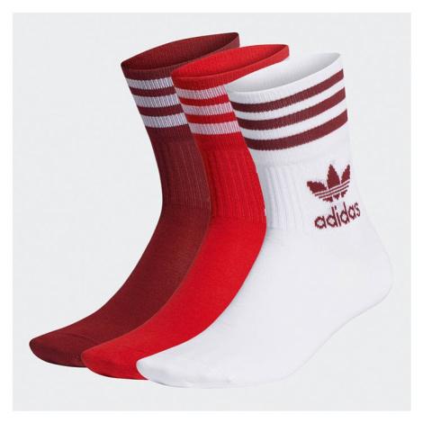 Skarpetki adidas Originals Mid Cut Crew Socks 3-pack GD3578