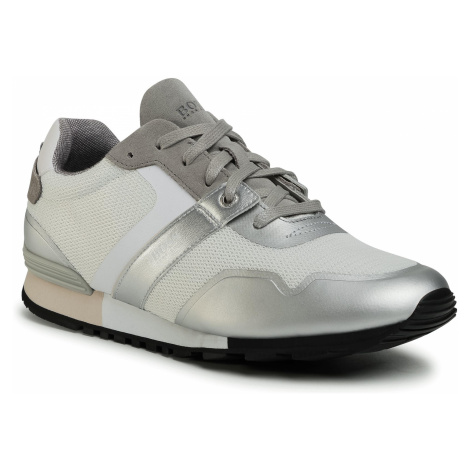 Sneakersy BOSS - Parkour 50412232 10218881 01 Open White 120 Hugo Boss