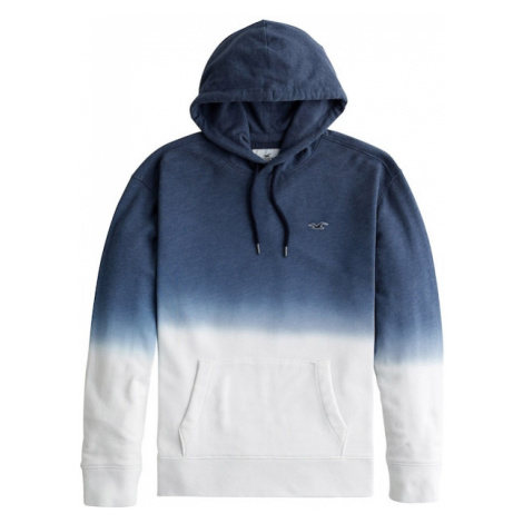 HOLLISTER Sweter 'MUST HAVE' granatowy