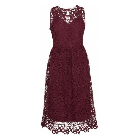 VILA Sukienka koktajlowa 'DALTON' czerwony