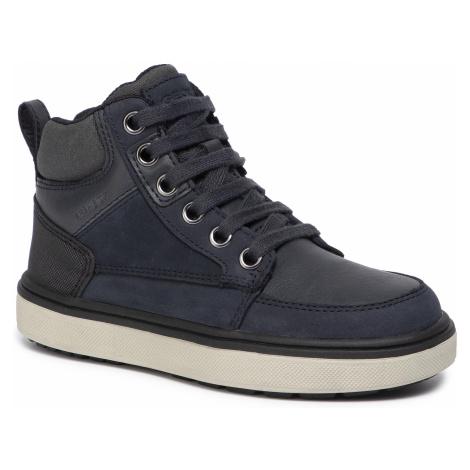 Sneakersy GEOX - J Mattias B Abx A J940DA 032PG C0045 S Navy/Black