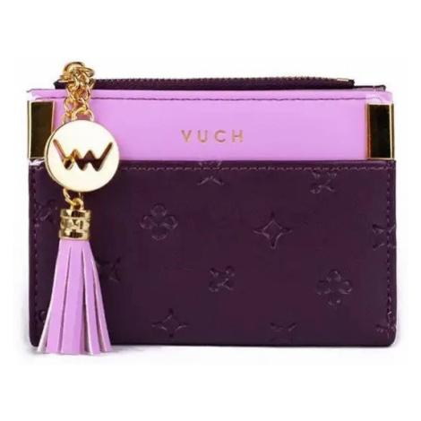 Vuch fioletowy mały portfel Mia