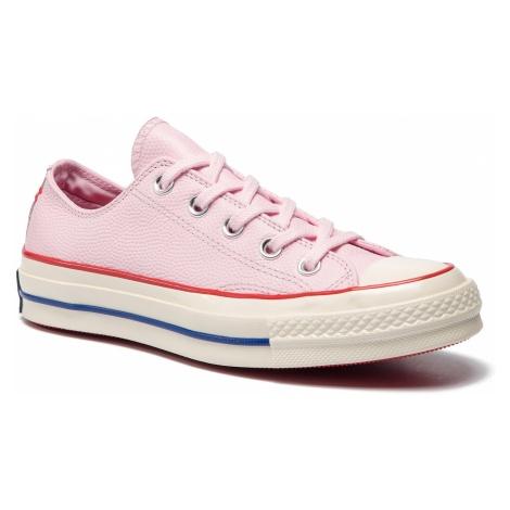 Trampki CONVERSE - Chuck 70 Ox Pink F 563490C Pink Foam/Enamel