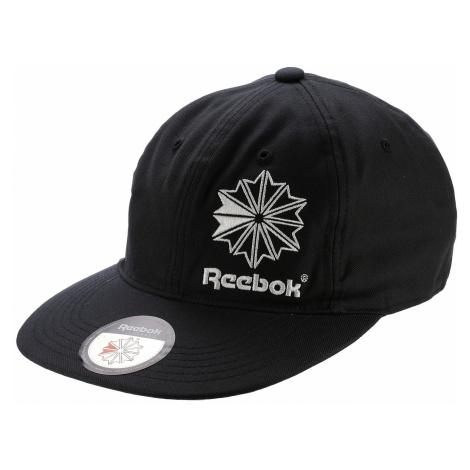 czapka z daszkiem Reebok Classic Iconic Taping - Black
