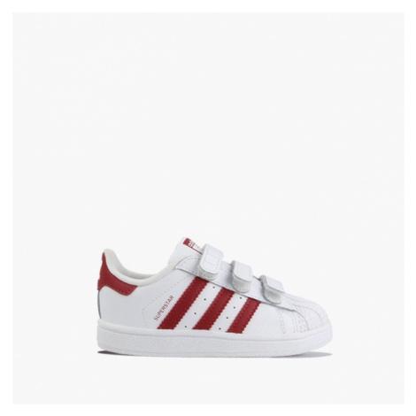 Buty dziecięce sneakersy adidas Originals Superstar CF I CG6639