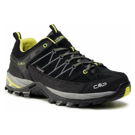 Trekkingi CMP - Rigel Low Trekking Shoes Wp 3Q13247 Nero U901