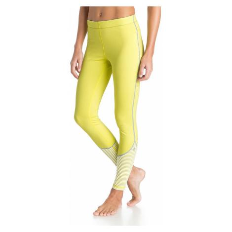 legginsy Roxy Twilight Pant - GEN0/Limeade