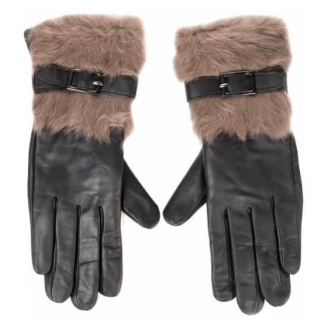EMU Australia Rękawiczki Damskie Willow Gloves Czarny