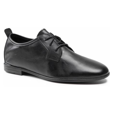 Półbuty TAMARIS - 1-23200-26 Black Leather 003