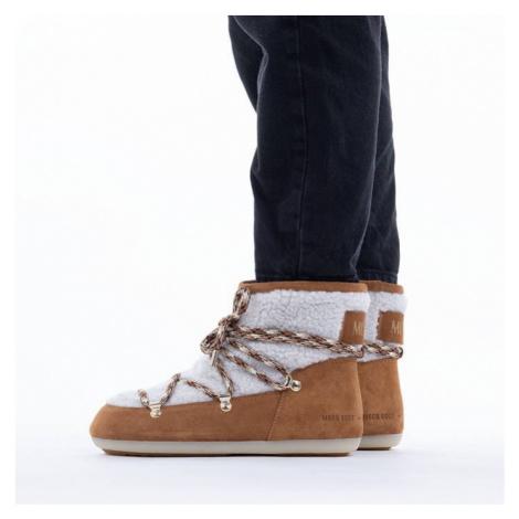 Buty damskie Moon Boot DK Side Low Shearling 24300500 001