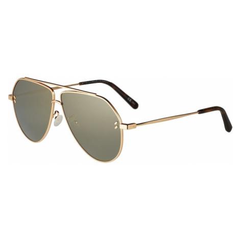 Stella McCartney Okulary przeciwsłoneczne 'SC0063S 60' brąz / złoty