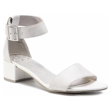 Sandały MARCO TOZZI - 2-28214-24 White 100