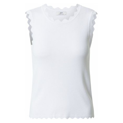 JACQUELINE de YONG Top 'DELILAH' biały