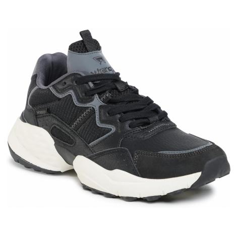 Sneakersy WRANGLER - Iconic 90 WM02070A Black 062
