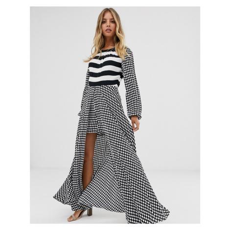 Sass & Bide stripe jumpsuit