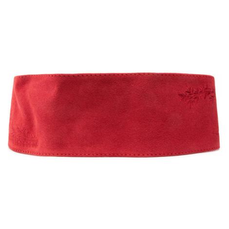 Desigual Pasek Damski 21SARL01 Czerwony