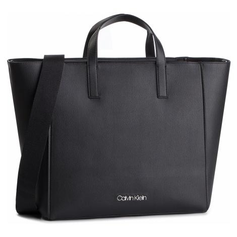 Torebka CALVIN KLEIN - Strap Shopper K60K605041 001