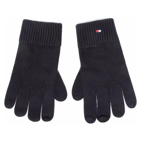 Rękawiczki Męskie TOMMY HILFIGER - Pima Cotton Gloves AM0AM06591 BDS