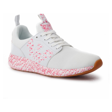 Sneakersy EA7 EMPORIO ARMANI - X8X023 XK052 A041 White/Red
