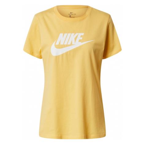 Nike Sportswear Koszulka jasnopomarańczowy