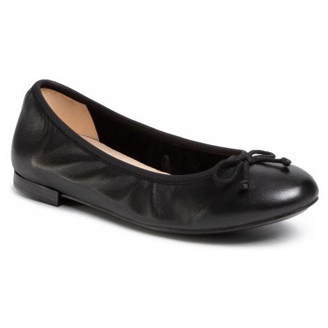 Baleriny CAPRICE - 9-22100-24 Black Softnap. 040