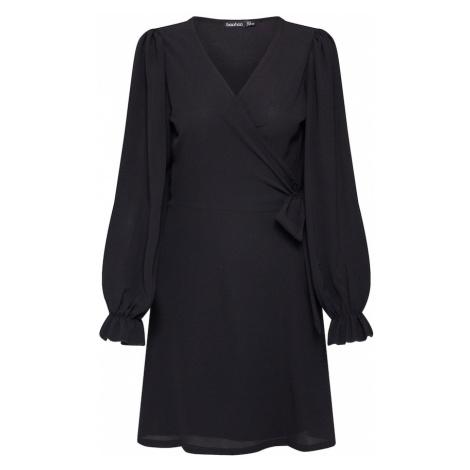 Boohoo Sukienka koktajlowa czarny