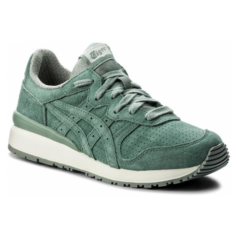 Sneakersy ASICS - ONITSUKA TIGER Tiger Ally D701L Chinois Green/Chinois Green 8585