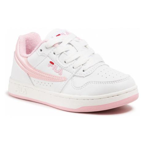 Fila Sneakersy Arcade Low Kids 1010787.94F Biały