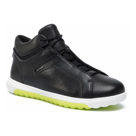 Sneakersy GEOX - U Nexside A U947GA 04685 C9999 Black