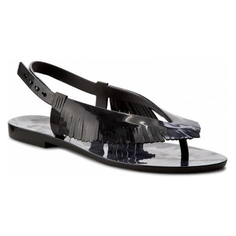 Sandały MELISSA - Harmonic Sandal+Sali 31910 Black 01003