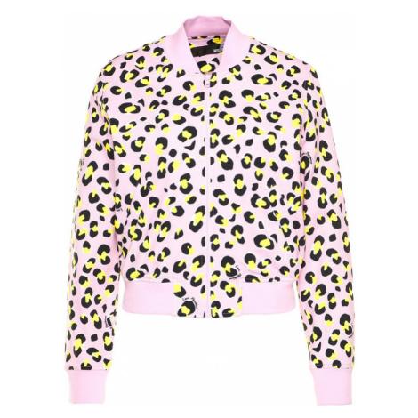 LOVE MOSCHINO Bluza W332701 E2138 Różowy Regular Fit