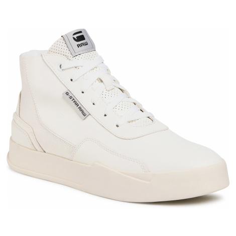 Sneakersy G-STAR RAW - Rackam Revend Mid D17995-8708-111 Milk