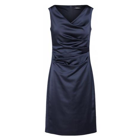 Vera Mont Sukienka etui niebieska noc