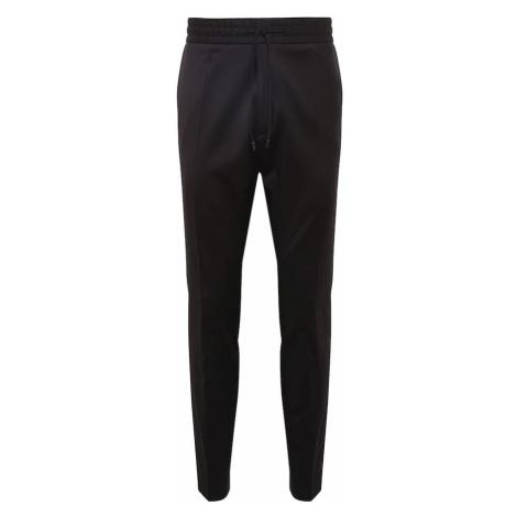 HUGO Spodnie 'Zander184 10201533 01' czarny Hugo Boss