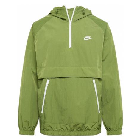 Nike Sportswear Kurtka przejściowa zielony