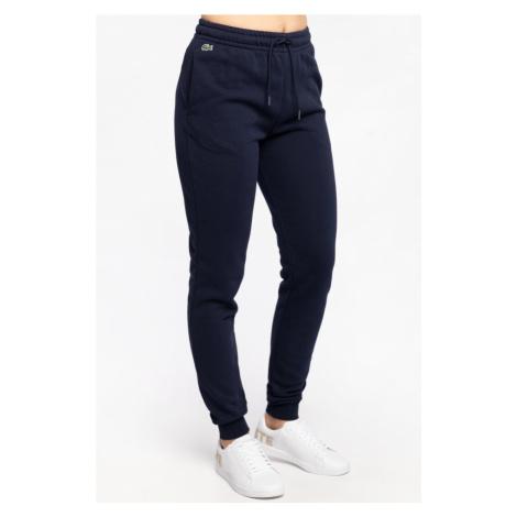 Spodnie Lacoste Dresowe Women Tracksuit Trousers Xf3168-166 Navy