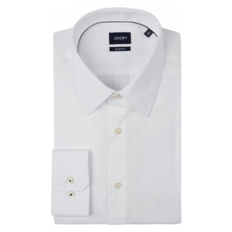 Koszula biznesowa o kroju Slim Fit z bawełny Joop!