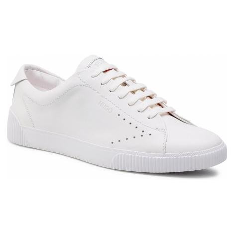 Sneakersy HUGO - Zero 50435376 10202344 01 White 100 Hugo Boss