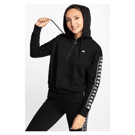 Bluza Kappa Hanja Women Sweatshirt 308005-19-4006 Black